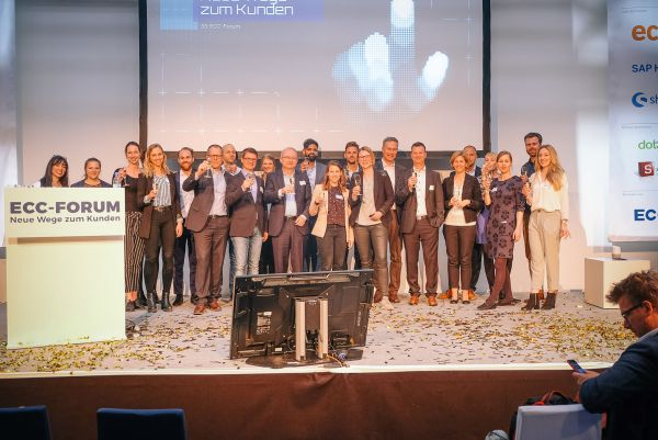 gominga wins the audience award of the most promising startup within the ECC Forum Cologne!