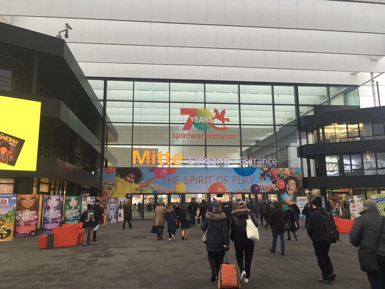 Spielwarenmesse Nürnberg 2019 – gominga war dabei!