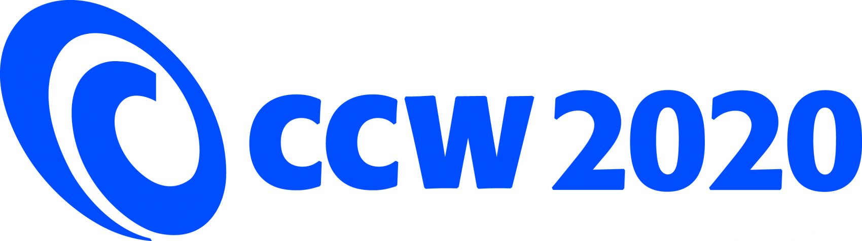 SAVE THE DATE – Visit us at the CCW 2020 in Berlin!