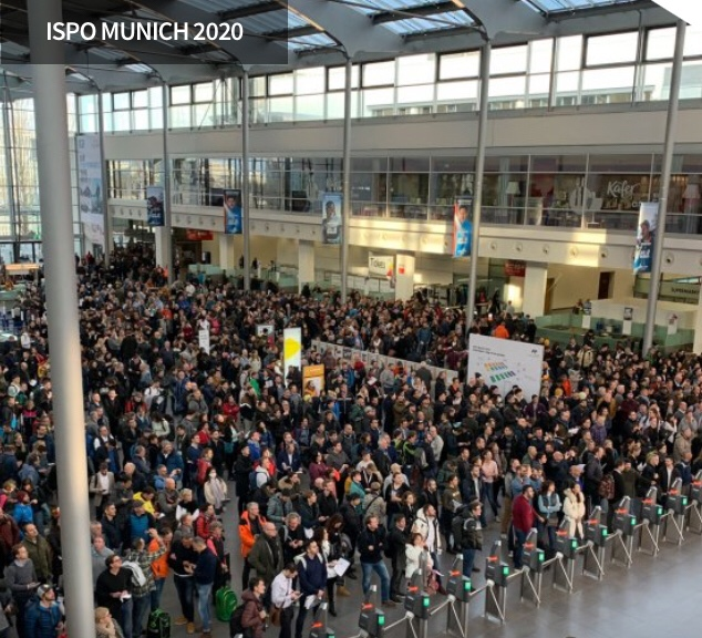ISPO 2020 in Munich – thanks for some successfull fair days!