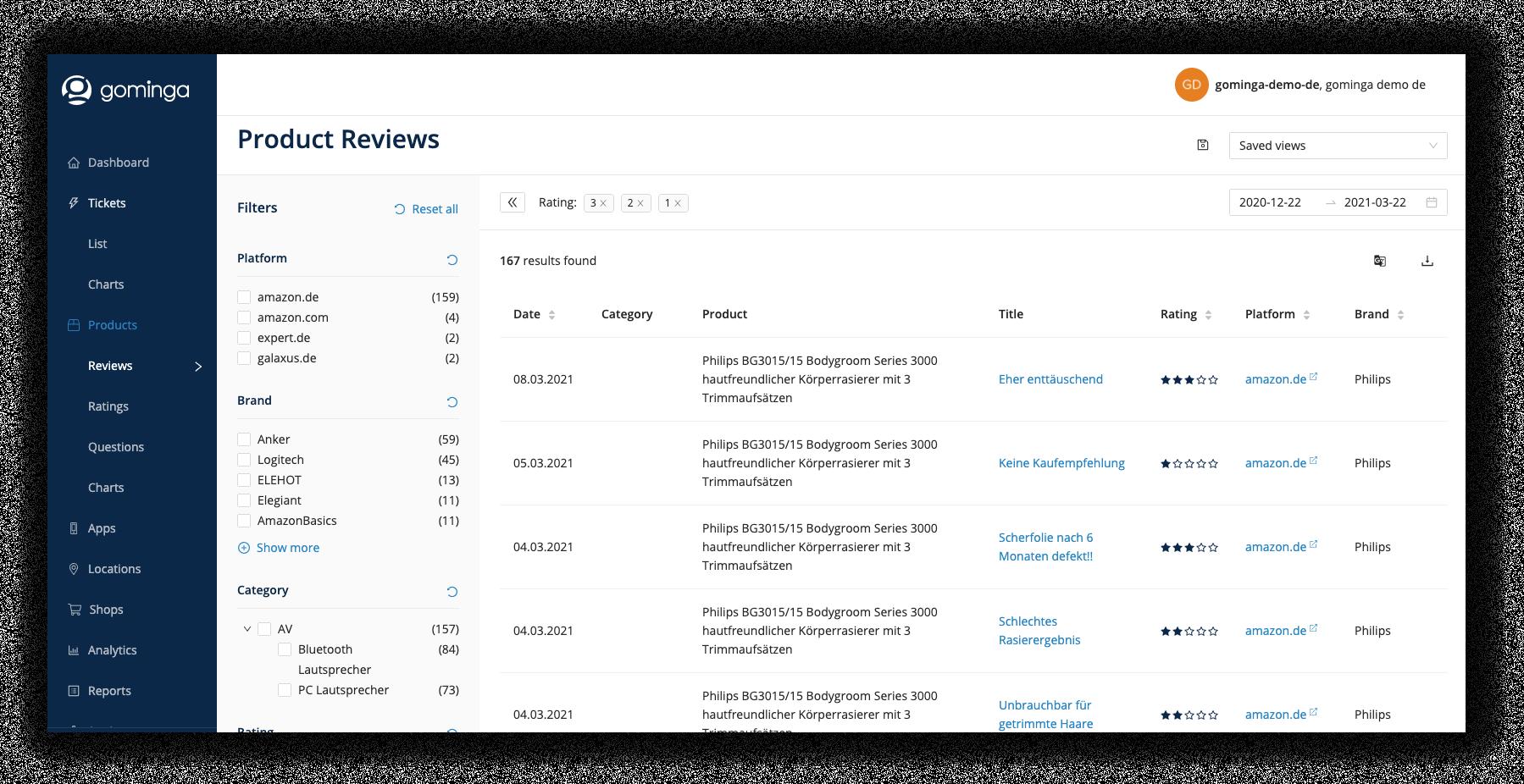 gominga-tool-dashboard-screenshot