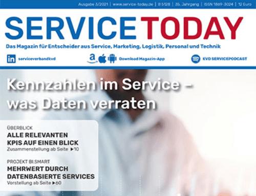 Unser Beitrag in der ServiceToday zu Review Management