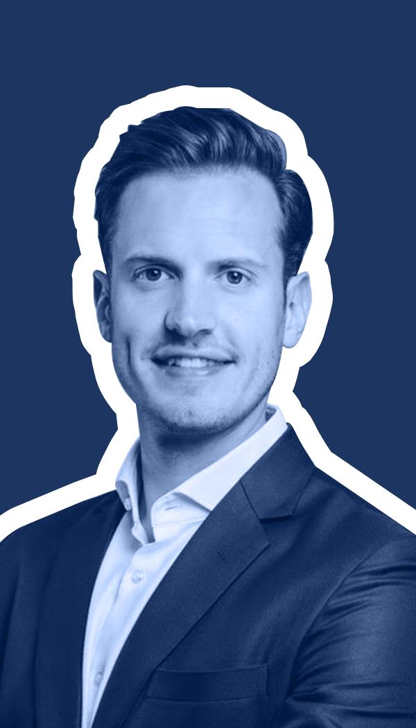 Marten Fehrmann auf dem lengow day 2021