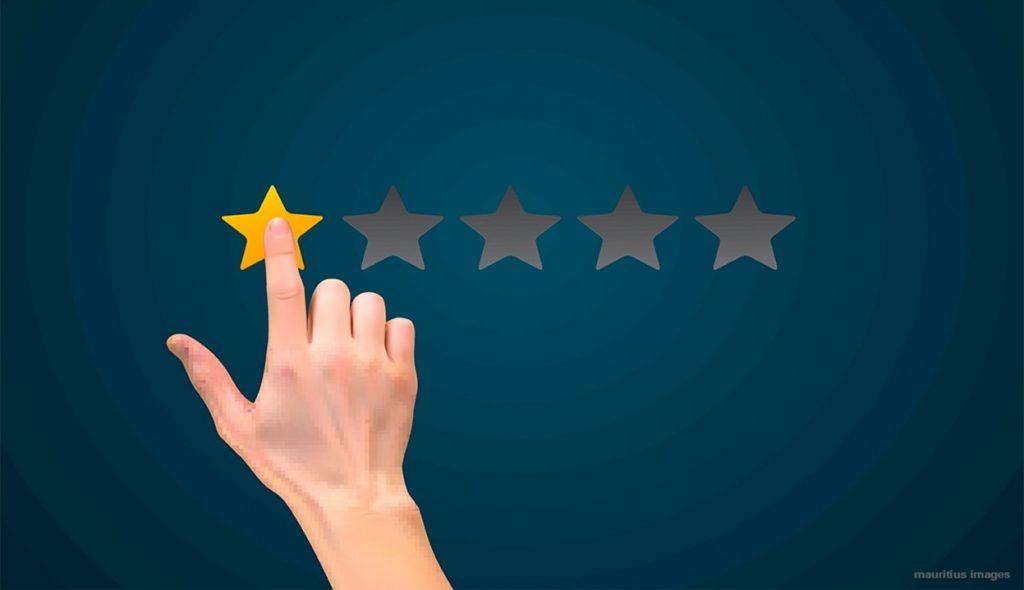 Wie man mit schlechten Bewertungen umgeht